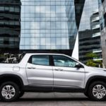 Consumo Fiat Toro Opening Edition 1.8 - Lateral