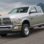 Consumo Dodge Ram 2500 Laramie 6.7 Turbo CD 2016 - Frente