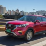 Consumo Hyundai Creta Pulse 1.6 AT 2017 - Frente