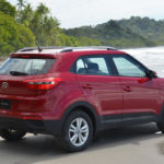 Consumo Hyundai Creta Pulse 1.6 AT 2017 - Traseira