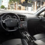 Consumo Citroen C4 Lounge Origine 1.6 Turbo 2017 - Painel