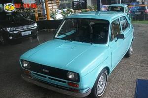 Média Consumo Fiat 147 - 1