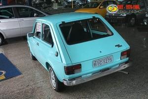 Média Consumo Fiat 147 - 2