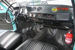 Média Consumo Fiat 147 - 3