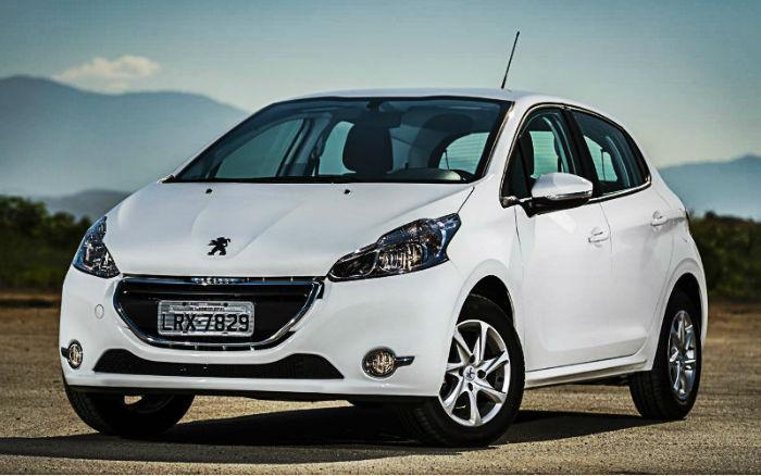 Revisão Programada Peugeot 208 1.2