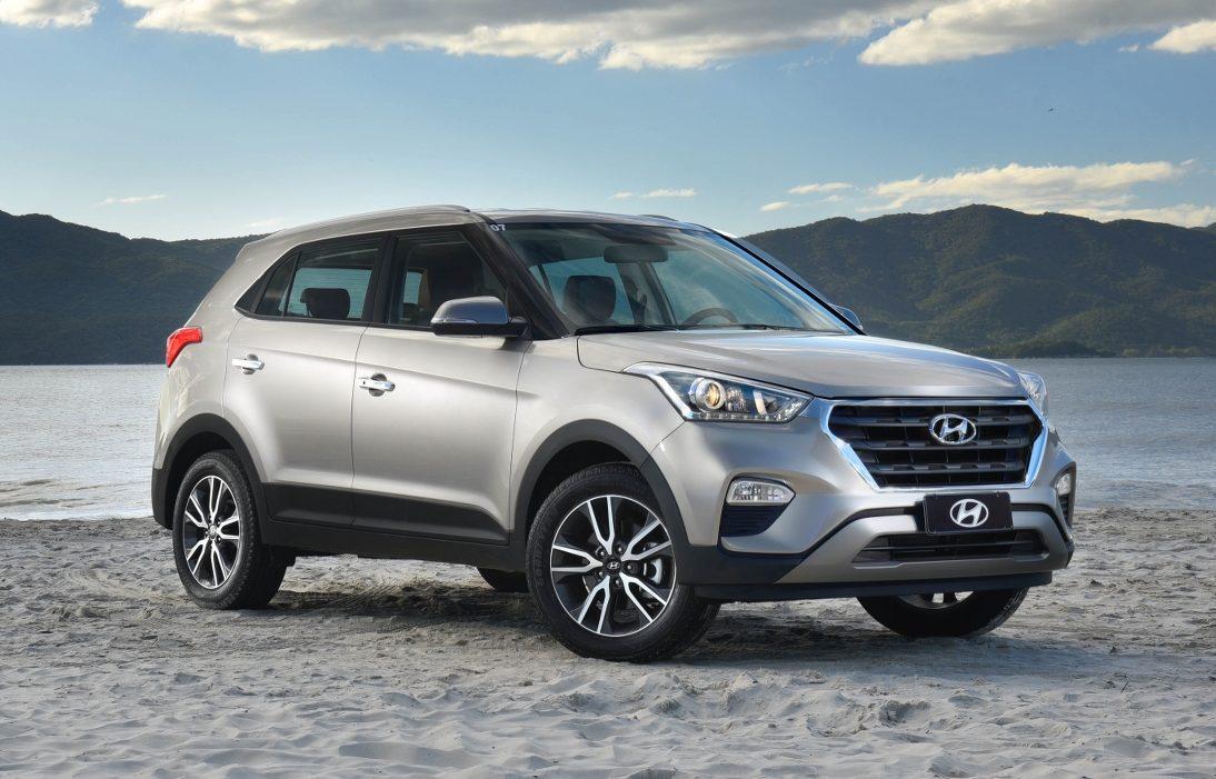 Consumo Hyundai Creta Prestige 2.0 - Frente