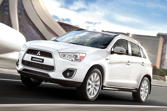 Consumo Mitsubishi ASX 2.0 4x2 AT 2016 - Lateral