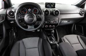 Consumo Audi A1 Sportback Ambition 1.8 TFSi 2016 - Interior
