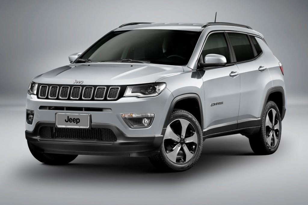 Consumo Jeep Compass Longitude 2.0 Turbo 2017