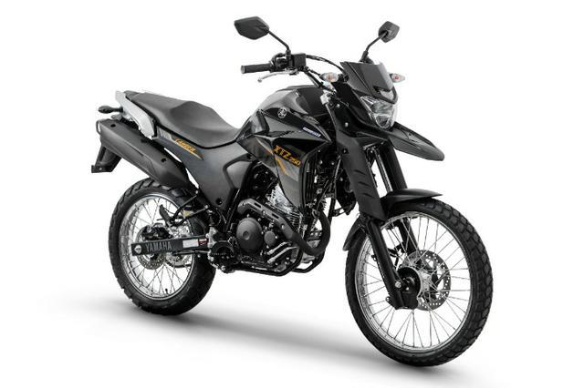 Consumo Yamaha XTZ 250 Lander - 1