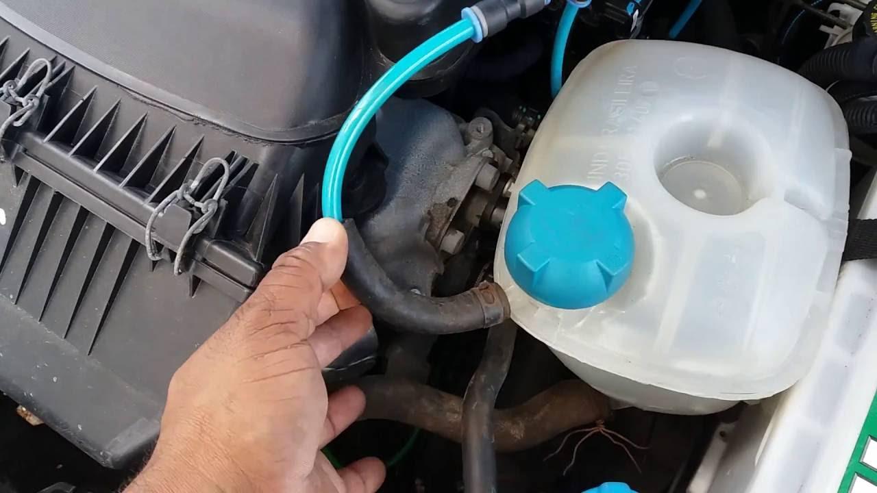 Kit vapor promete economia de combustível