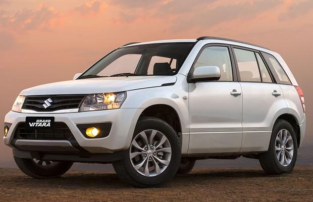Consumo Suzuki Grand Vitara 2.0 4X4 2016 - 1