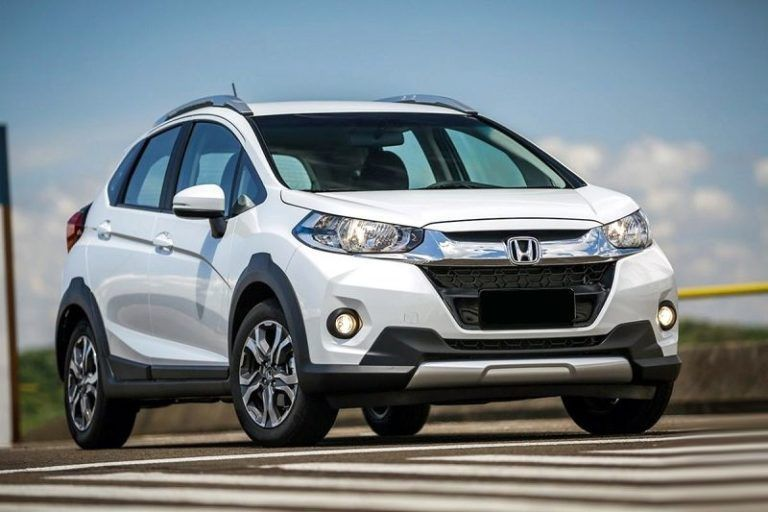Consumo Honda WR-V EX 1.5 AT 2019 - 1