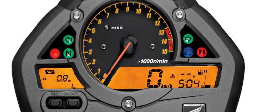 Consumo Honda CB 600F Hornet 2011