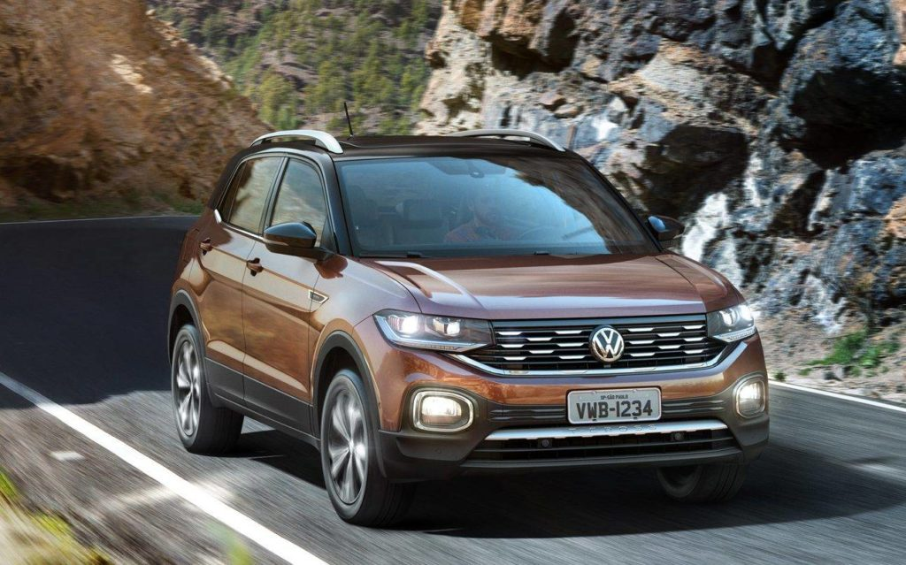 Consumo Volkswagen T-Cross Highline 1.4