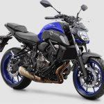 Consumo Yamaha MT 07 2019 - 1