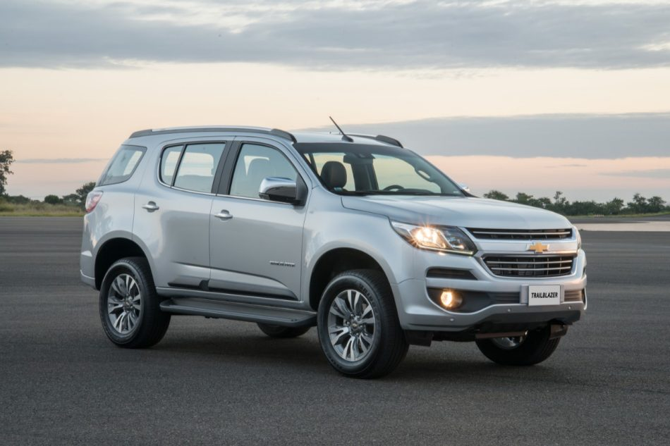 Consumo Chevrolet Trailblazer LTZ 2.8 CTDi Turbo 2019