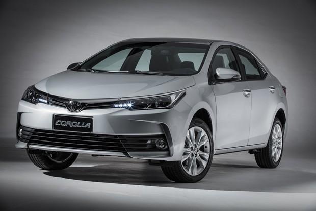 Consumo Corolla XEi 2.0 2019