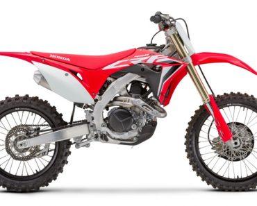 Consumo Honda CRF 450X 2020