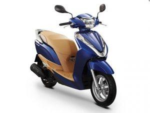 Consumo Honda Lead 2019