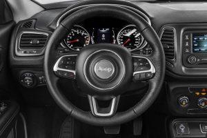 Consumo Jeep Compass Sport 2.0 Flex 2019