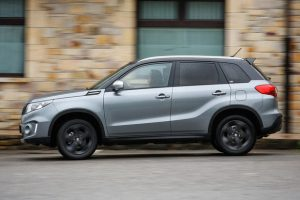 Consumo Suzuki Vitara 4Sport AllGrip 1.4 Turbo AT 2018
