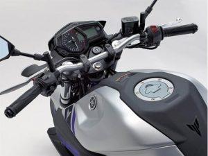Consumo Yamaha MT 03 2020