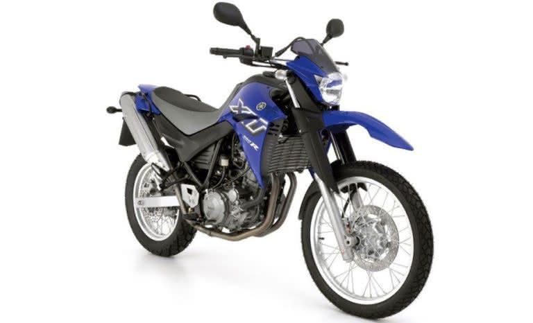 Consumo Yamaha XT 660 2020 - 02