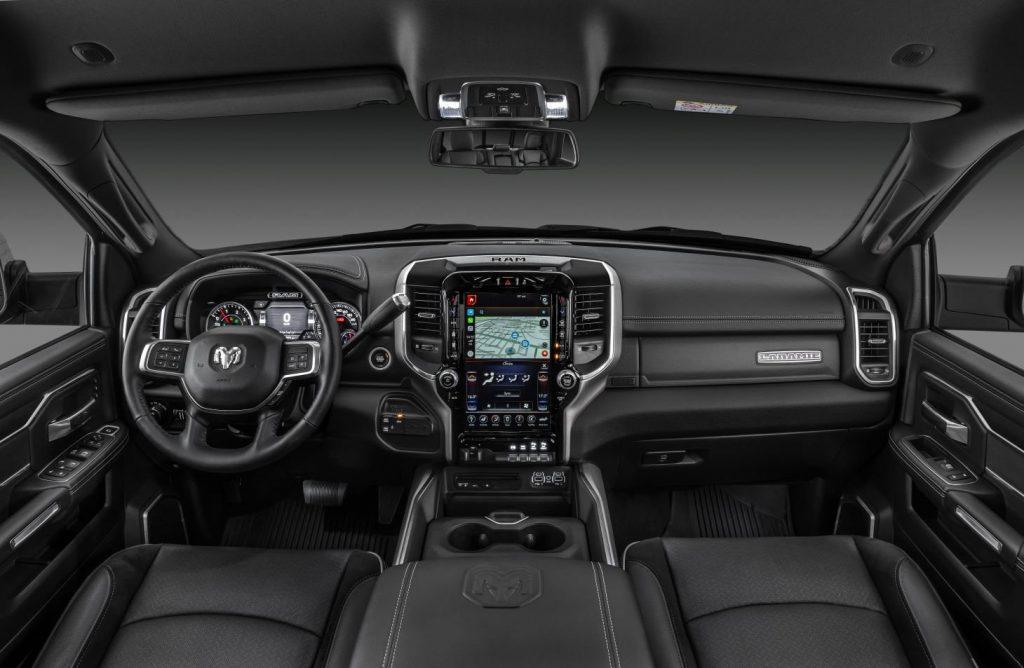 interior ram 2500 2020 night edition 1
