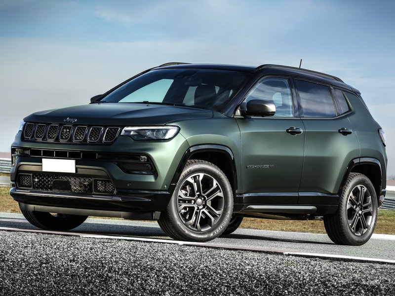 jeep compass 2021 side front